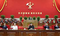 The party congress is the first of its kind in five years, and only the eighth in the nuclear-armed country's history