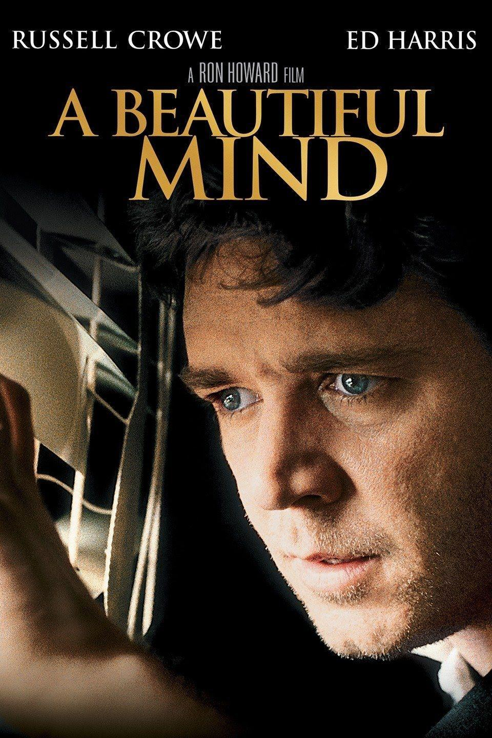 """<p><a class=""""link rapid-noclick-resp"""" href=""""https://www.amazon.com/Beautiful-Mind-Russell-Crowe/dp/B00ENYKBD0/ref=sr_1_1?dchild=1&keywords=a+beautiful+mind&qid=1614181160&sr=8-1&tag=syn-yahoo-20&ascsubtag=%5Bartid%7C10067.g.15907978%5Bsrc%7Cyahoo-us"""" rel=""""nofollow noopener"""" target=""""_blank"""" data-ylk=""""slk:Watch Now"""">Watch Now</a></p><p>This 2001 biographical drama is based on the life of Nobel Prize-winning mathematician and economist John Nash (and inspired by the Pulitzer-winning book of the same name by Sylvia Nasar). Russell Crowe plays the brilliant Nash, whose rising career and stardom is at risk of being derailed by his own personal demons. <em>A Beautiful Mind</em> won four Academy Awards, for Best Picture, Best Director, Best Adapted Screenplay, and Best Supporting Actress (Jennifer Connelly).</p>"""