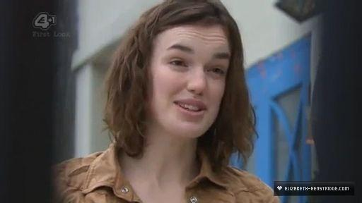 <p>In 2011, two years prior to Elizabeth Henstridge joining the first season of <em>Agents of S.H.I.E.L.D.</em> as Jemma Simmons, the actress was doing a two-episode stint on the popular British soap <em>Hollyoaks</em>. </p>