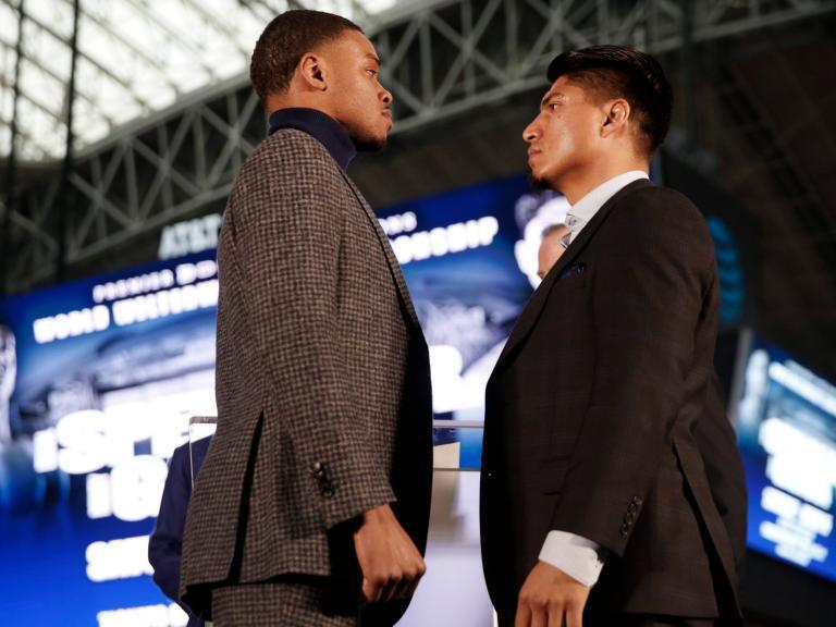 Errol Spence vs Mikey Garcia: Pursuit of greatness pushes Garcia to dangerous heights