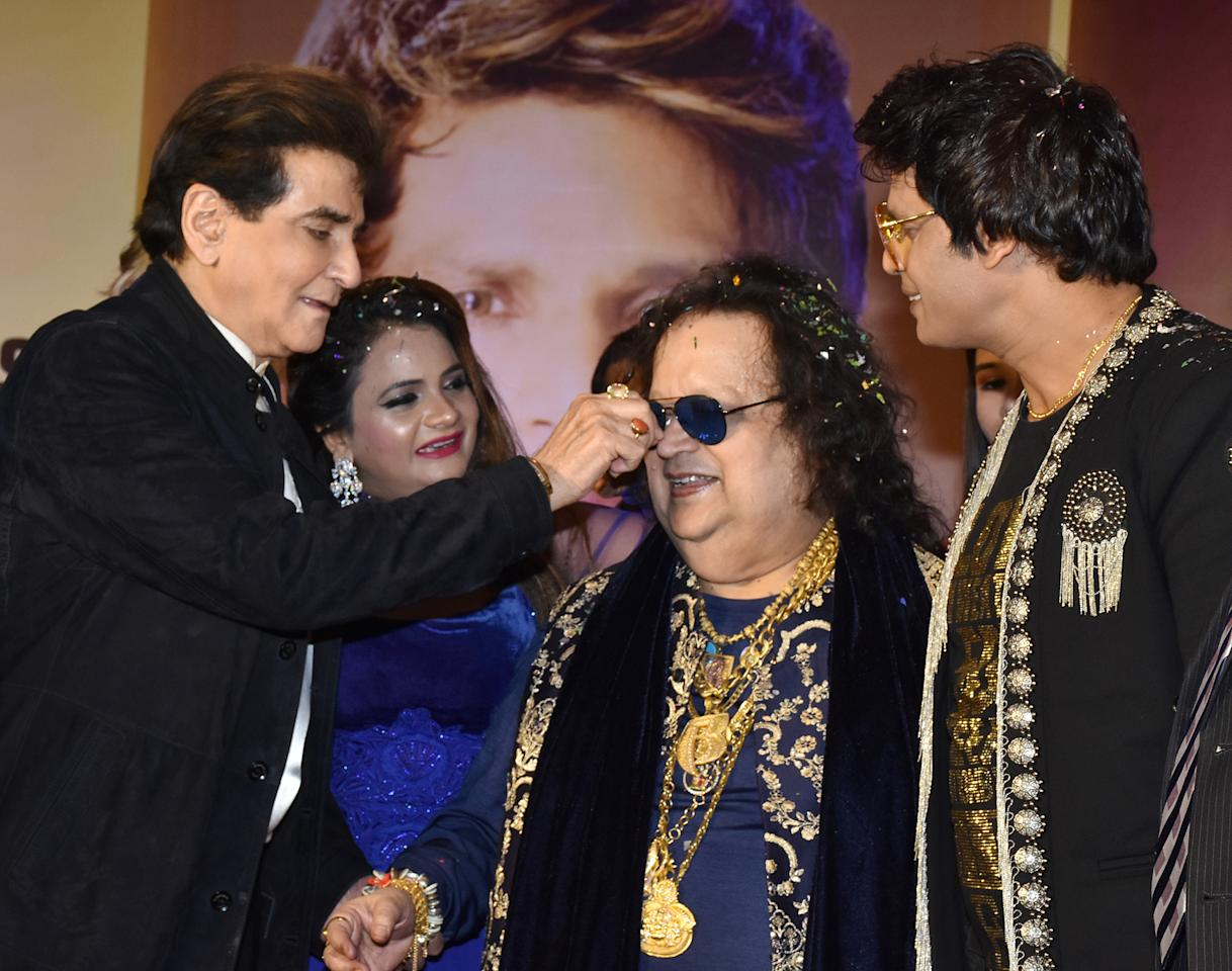 <p>Bappi Lahari announces directorial debut </p>