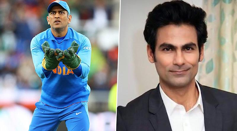 MS Dhoni Would Have Made a Good Fielder: Mohammad Kaif Supports His Claim With Throwback Video