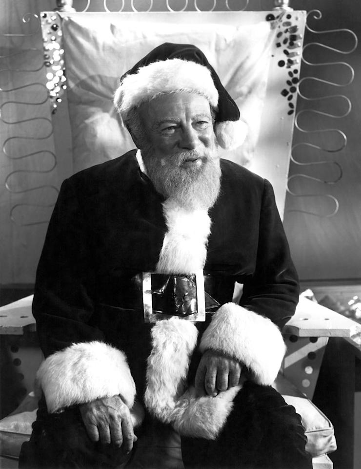 "Edmund Gwenn in ""The Miracle on 34th Street"""