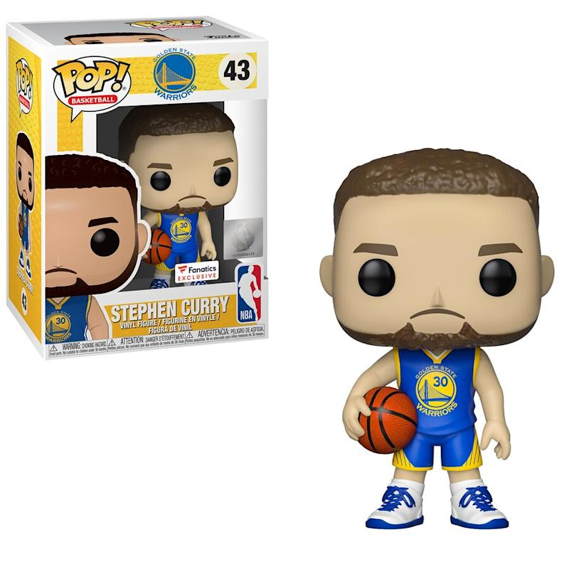 Funko Curry Warriors Pop! Figurine