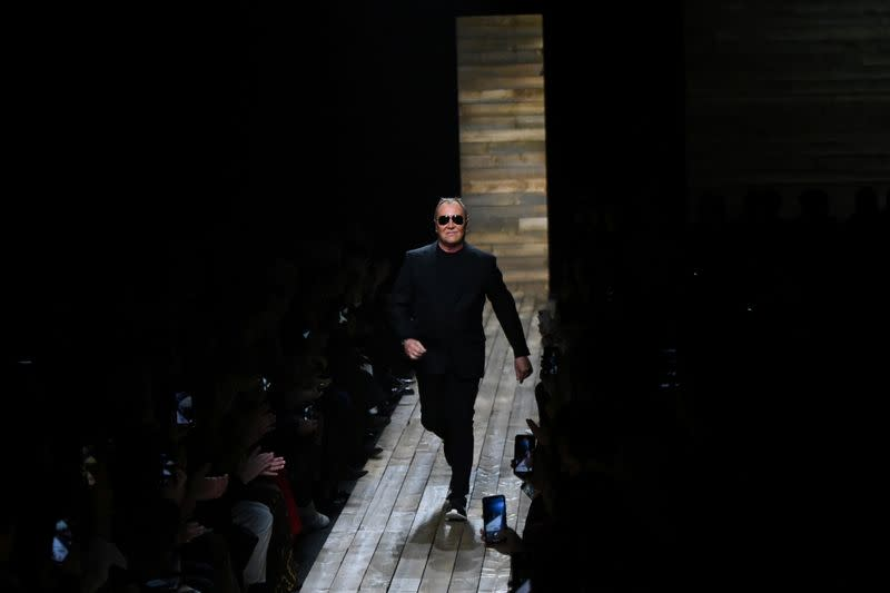 Kors keeps it country cozy for fall 2020 at New York Fashion Week