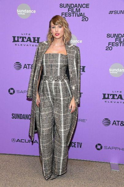 PHOTO: Taylor Swift attends the Netflix premiere of Miss Americana at Sundance Film Festival on Jan. 23, 2020 in Park City, Utah. (Kevin Mazur/Getty Images)