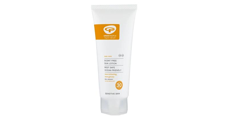 Scent-free sun lotion SPF 30