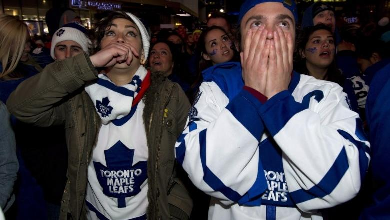Where to watch the Maple Leafs playoff game against the Washington Capitals