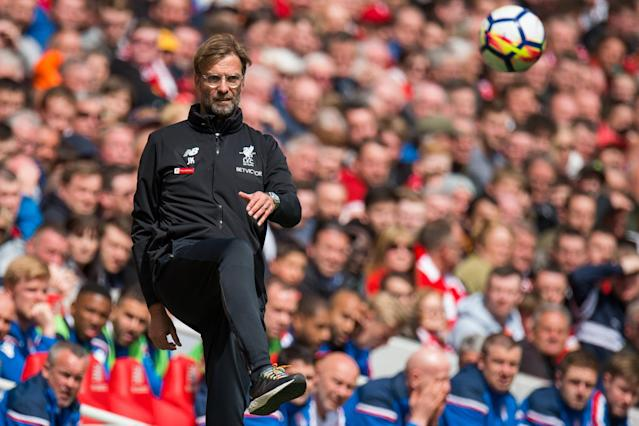 Jurgen Klopp frustrated as Liverpool lacked 'fluency and fun and joy' vs Stoke