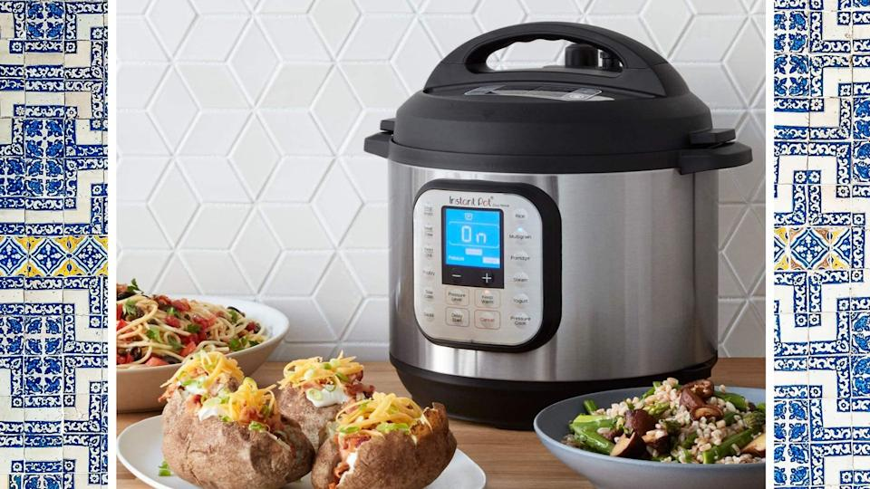 Amazon is offering discounts on Instant Pot models - but for one day only!