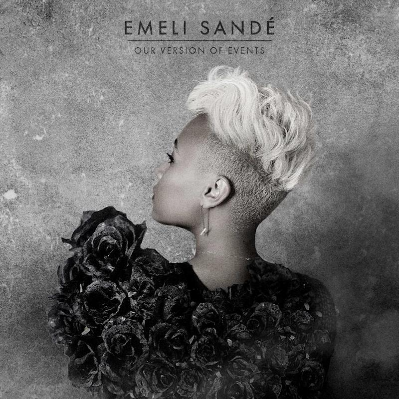 """This CD cover image released by Capitol records shows the latest release by Emeli Sande, """"Our Version of Events."""" (AP Photo/Capitol)"""