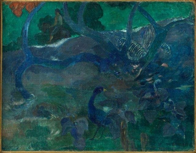 Rare Gauguin fetches 9.5 mn euros at Paris auction