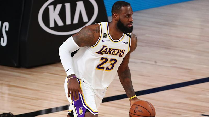 Lakers Beat the Heat for 2019-20 Championship