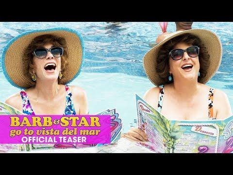 """<p>Listen, it's a particular vibe, but a vibe nonetheless. <em>Barb and Star</em> <em>Go to Vista Del Mar</em> has all the makings of a sexy film. The beach. Swim suits. Sex. A scantily clad Jamie Dornan. More sex. And no, it may not look exactly like the sexy films you're accustomed to, but damn if it doesn't do the job.</p><p><a class=""""link rapid-noclick-resp"""" href=""""https://www.amazon.com/gp/video/detail/amzn1.dv.gti.eebb935d-a0d4-9d34-f361-bbd69b872708?autoplay=1&ref_=atv_cf_strg_wb&tag=syn-yahoo-20&ascsubtag=%5Bartid%7C10054.g.35228774%5Bsrc%7Cyahoo-us"""" rel=""""nofollow noopener"""" target=""""_blank"""" data-ylk=""""slk:Amazon"""">Amazon</a> <a class=""""link rapid-noclick-resp"""" href=""""https://tv.apple.com/movie/barb--star-go-to-vista-del-mar/umc.cmc.ba6wq5pnixymgcxch791xteb?itsct=tv_box&itscg=30200"""" rel=""""nofollow noopener"""" target=""""_blank"""" data-ylk=""""slk:Apple"""">Apple</a> </p><p><a href=""""https://www.youtube.com/watch?v=gRqLfgNDIzU"""" rel=""""nofollow noopener"""" target=""""_blank"""" data-ylk=""""slk:See the original post on Youtube"""" class=""""link rapid-noclick-resp"""">See the original post on Youtube</a></p>"""