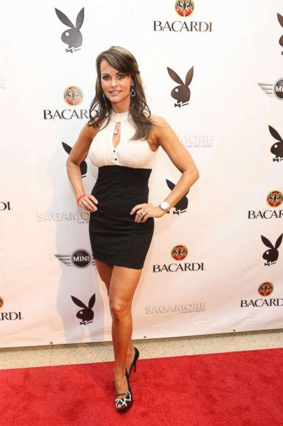 PHOTO: Karen McDougal, Playboy Playmate of the Year 1998 attend Playboy's Super Saturday Night Party presented by Bacardi at Sagamore Hotel, Feb. 6, 2010, in Miami Beach, Fla. (Bennett Raglin/Getty Images for Bacardi)
