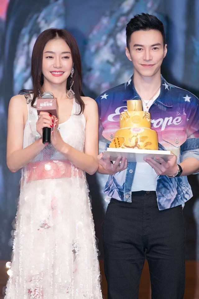 Qin Lan and Lawrence Wong co-star in <em>Story of Yanxi Palace</em>. (PHOTO: Shining Entertainment)