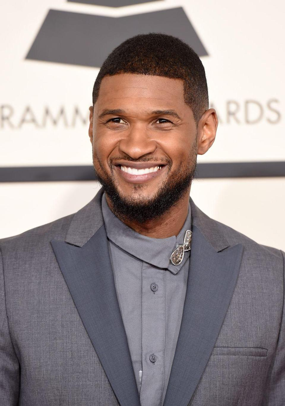 <p>While many of the celebrities on this list weren't <em>Star Search</em> winners, Usher, won the teen vocalist category back in 1991. The R&B super star is also one of the few <em>Star Search</em> alums, along with Christina Aguilera, to mentor and judge young talent on <em>The Voice</em>.</p>