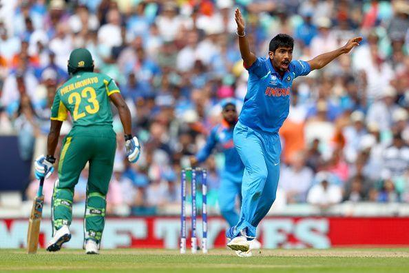Jasprit Bumrah has been a Revelation!