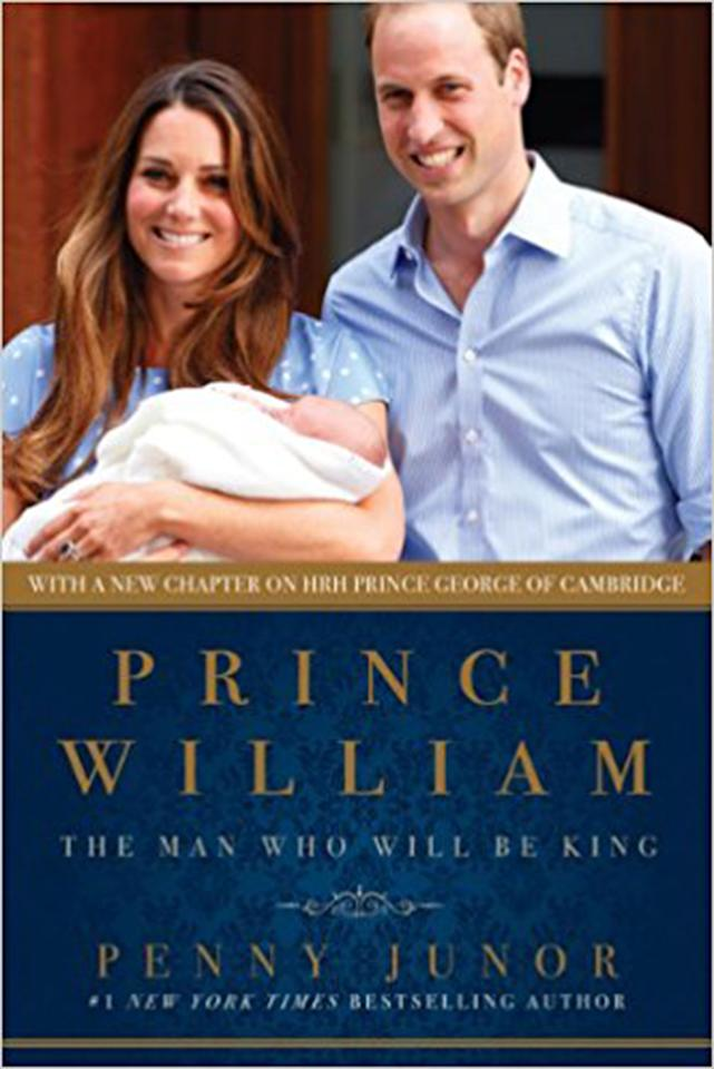 """<p>This biography examines the heir's highly-scrutinized life, from his """"determination to do the right thing,""""as Junor writes, to his young family.  <strong>Buy It!</strong> <em>Prince William, </em>$14.95; <a rel=""""nofollow"""">amazon.com</a></p>"""