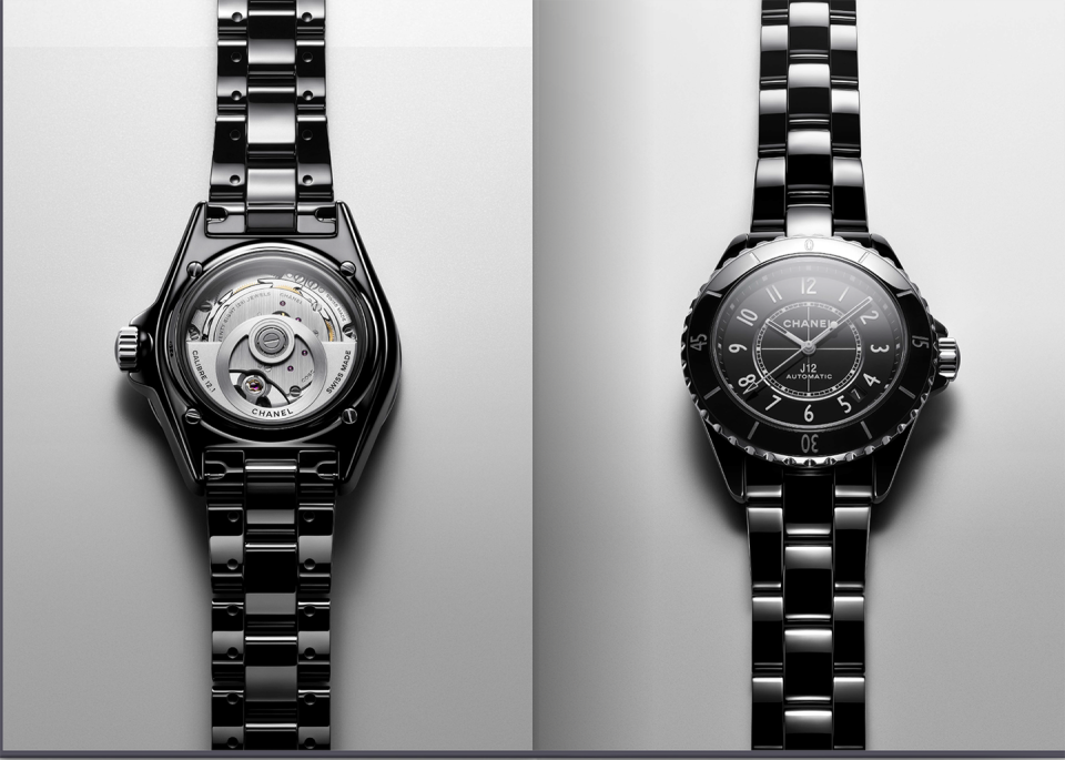 Photo credit: CHANEL WATCHES