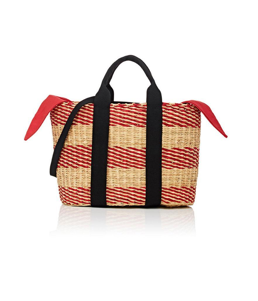 "<p>Caba P Basket Bag, $230, <a href=""http://www.barneys.com/product/muun-caba-p-basket-bag-505138243.html"" rel=""nofollow noopener"" target=""_blank"" data-ylk=""slk:barneys.com"" class=""link rapid-noclick-resp"">barneys.com</a> </p>"