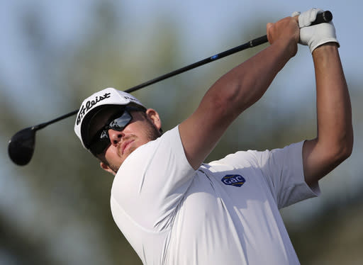 South African George Coetzee wins Portugal Masters