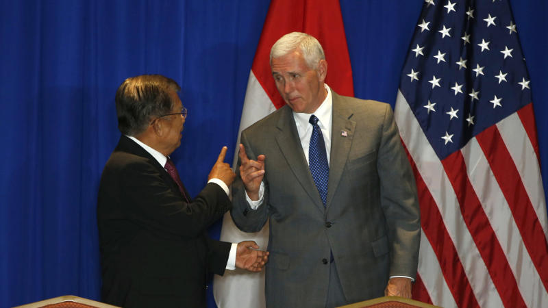 US, Indonesia seek to cut trade barriers