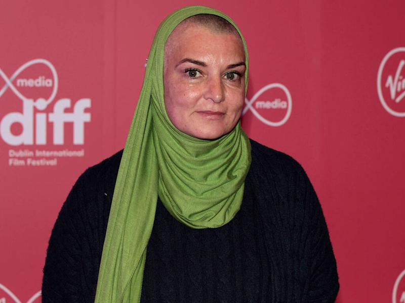Sinead O'Connor objects to TIME magazine essay