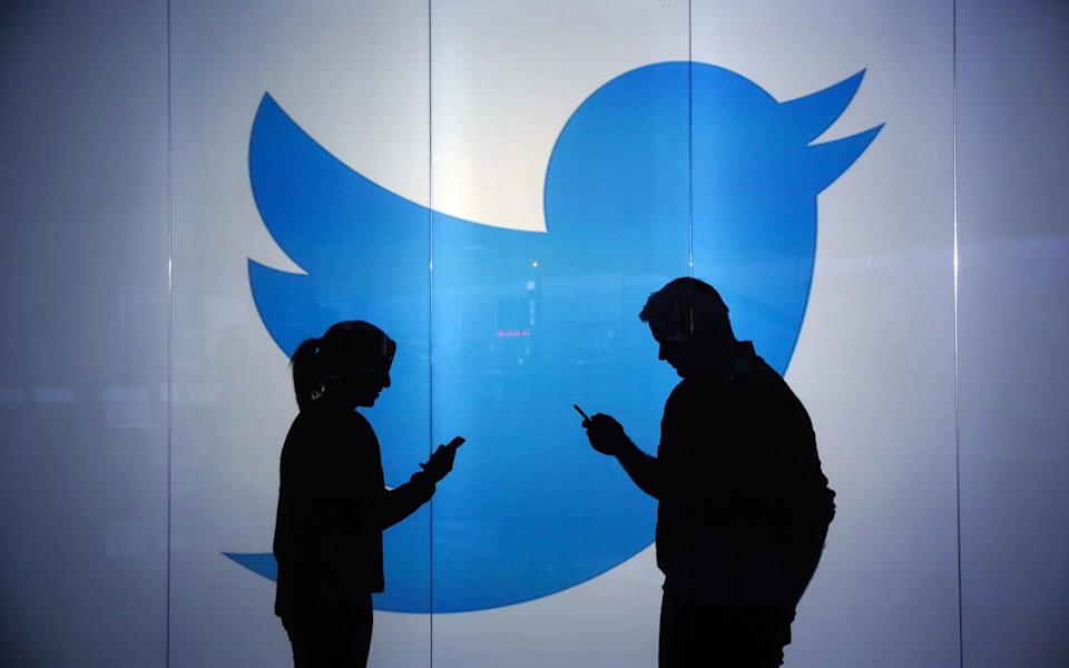 Twitter reported upbeat revenue growth to jump in pre-market trading - Chris Ratcliffe/Bloomberg
