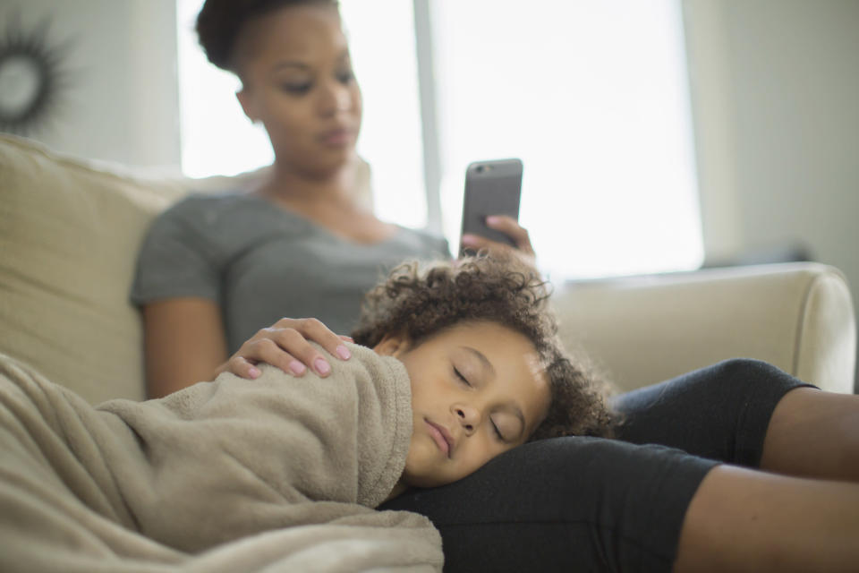 Most children need about 10 hours of sleep a night. (Photo: Getty Images)