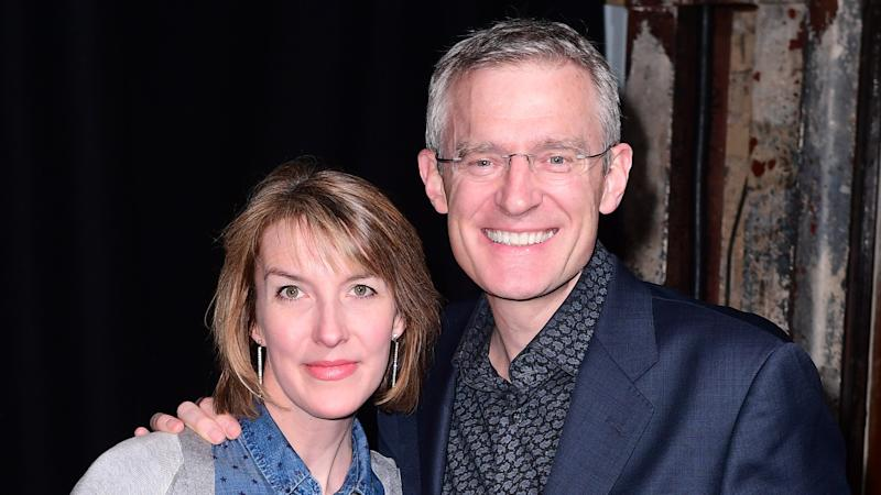 Rachel Schofield and Jeremy Vine (Ian West/PA Wire)