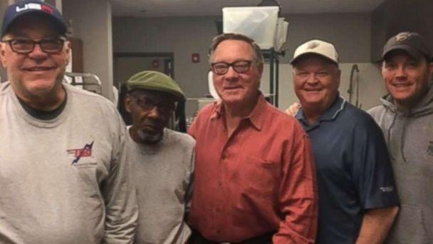PHOTO: Larry Bross has devoted his life to helping the homeless members of his community by founding the charity group 'City Care' in Oklahoma City, Okla. (Courtesy Masie Bross)