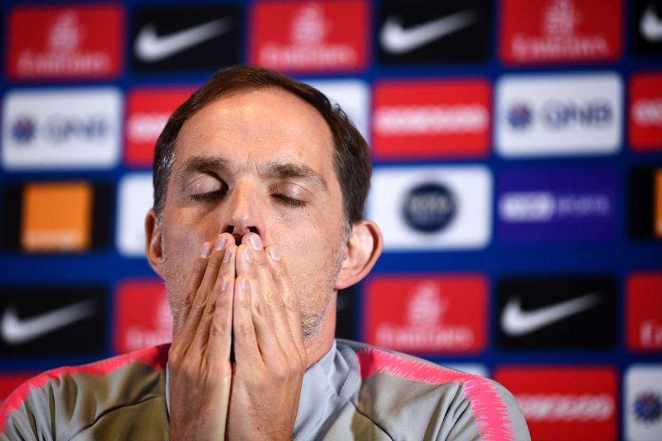 Thomas Tuchel was sacked as PSG manager in DecemberGetty