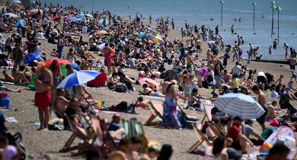 May 17 has been targeted as the earliest possible date for a foreign holiday, according to the government's roadmap. (Getty)