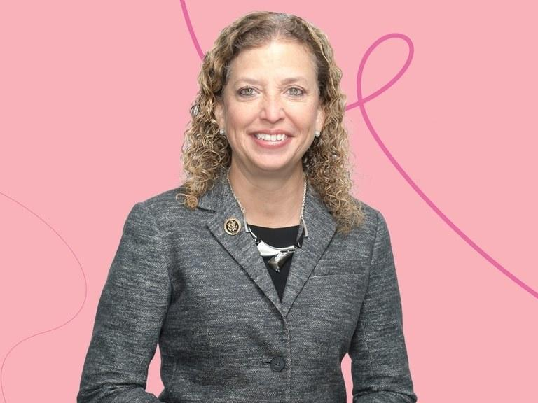 Debbie Wasserman Schultz Chose to Keep Her Breast Cancer Battle Private—While in Congress