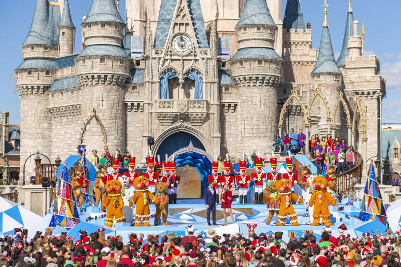 Members of the Disney Parks Mom Panel don't have be moms, but they do have to share their in-depth insight into the parks and resorts. (Photo: Abigail Nilsson/ABC via Getty Images)
