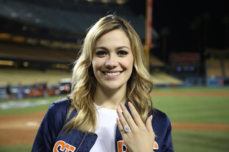 Alex Bregman and others Astros players knew ahead of time about Correa's proposal. (Yahoo Sports)