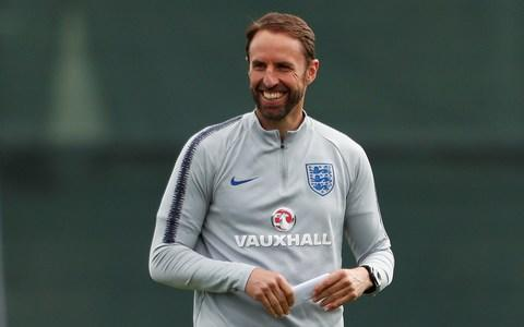 Gareth Southgate helps to create a positive atmosphere within the squad - Credit:  REUTERS