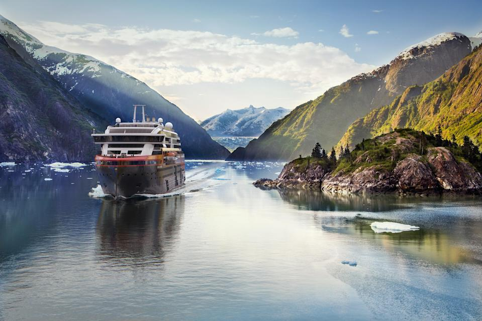 Plan head for future travel with Hurtigruten's 'Fly Me to Alaska, Antarctica, or Norway' sale.