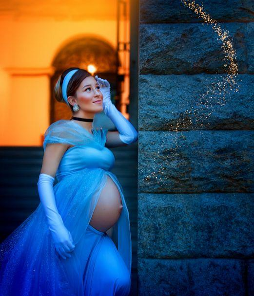PHOTO: Vanessa Firme is the fairy godmother of maternity shoots. (Courtesy Vanessa Firme)