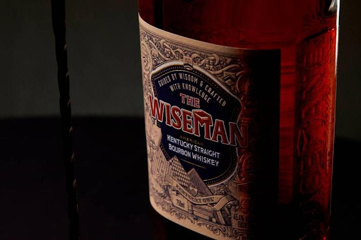 The Wiseman will be available in limited quantities in Kentucky and across the national distribution footprint, according to Stoli.