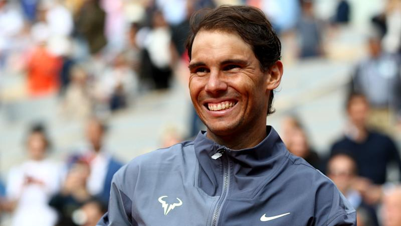Nadal opts against grass tournament before Wimbledon