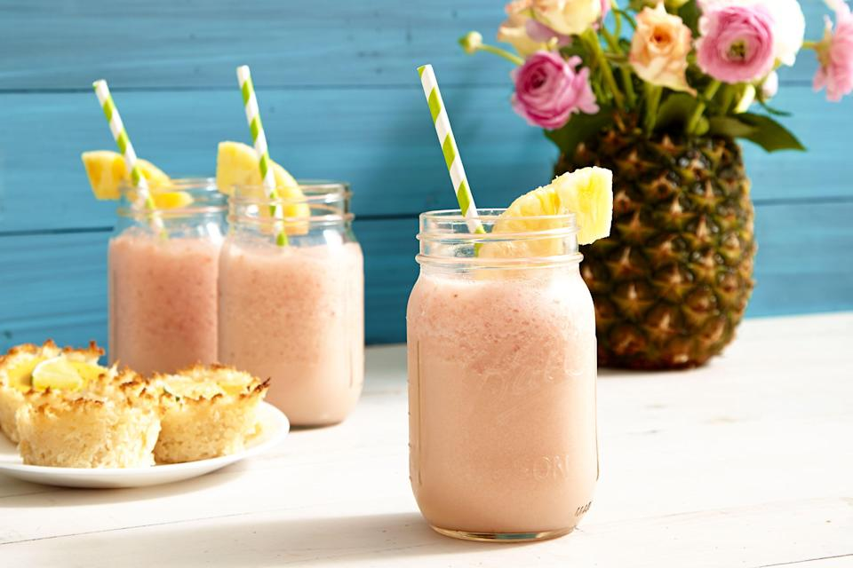 """<p>This may be the best use for <a href=""""https://www.delish.com/cooking/recipe-ideas/g2883/watermelon-recipes/"""" rel=""""nofollow noopener"""" target=""""_blank"""" data-ylk=""""slk:watermelon"""" class=""""link rapid-noclick-resp"""">watermelon</a> yet! The sweet fruit is ubiquitous in the summer and blends beautifully with all types of alcohol. It's hard to beat! </p>"""