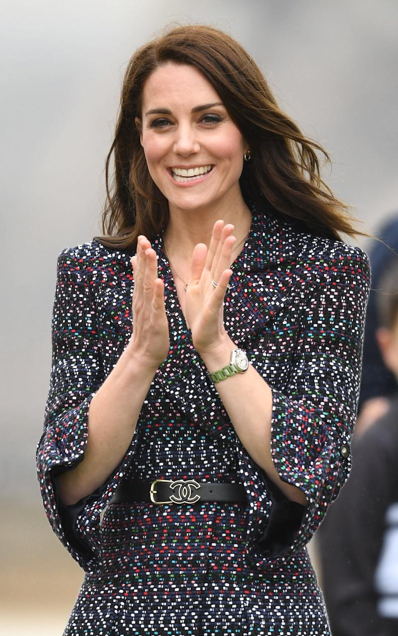 Duchess of Cambridge - Credit: AFP/AFP