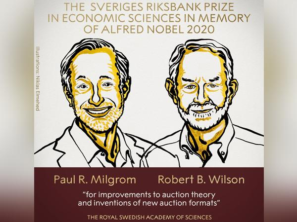 The award comes with a 10-million krona ($1.1 million) cash prize and a gold medal.