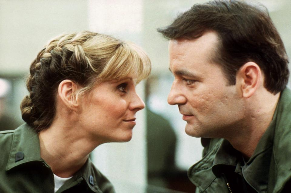 P.J. Soles and Bill Murray star in the 1981 comedy favorite, 'Stripes,' which celebrates its 40th anniversary this year. (Photo: Columbia/Courtesy Everett Collection)