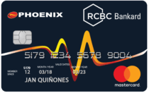 Best Co-Branded Credit Cards Philippines - Phoenix RCBC Bankard Mastercard