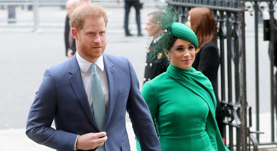 Meghan Markle have marked Mother's Day with a new Instagram post [Image: Getty]