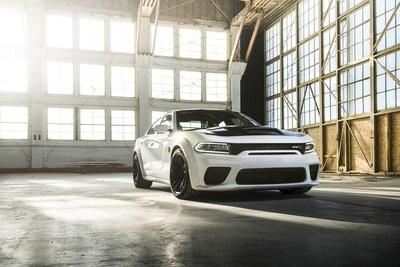 Dodge introduces the 'Demon-possessed' 797-horsepower 2021 Dodge Charger SRT Hellcat Redeye
