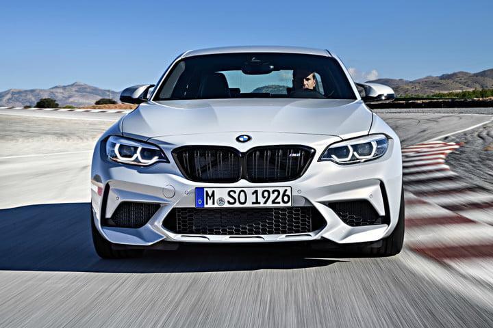 2019 Bmw M2 Competition Coming This Summer With More Horses And Torque